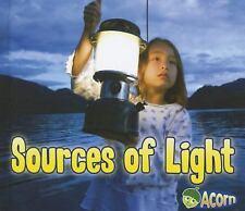 Sources of Light (Light All Around Us)