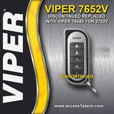 Viper 7652V 1-Way 5-Button Remote Control Transmitter 7654V For 5702V / 5901