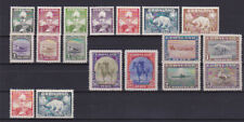 nice lot of old stamps from GREENLAND/DANMARK – Look at scan!!!