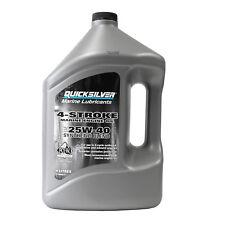 4L Mercury Quicksilver Motoröl 4Takt SAE 25W-40 12,22€/1L Motor Öl 92-8M0086227