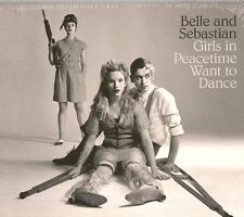 BELLE AND SEBASTIAN - GIRLS IN PEACETIME WANT TO DANCE -  CD NUOVO SIGILLATO