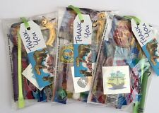 Dinosaurs party bags, pre filled sweets toys, puzzle, tattoo boys, girls 99p