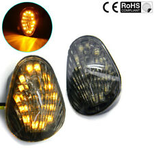 Flush-Mount-LED-Turn-Signals-Lights-Blinker-Indicator-For-YAMAHA-YZF-R1-R6-R6S