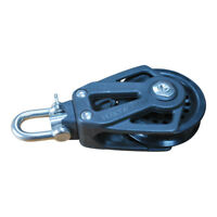 Sailing Light-Weight Pulley Block, Composite Construction, Line Size 14mm