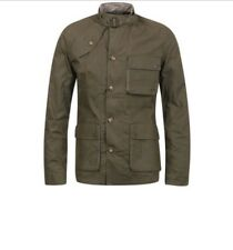 BOXFRESH MENS JACKET - XS - MILITARY - OLIVE DARK GREEN - RRP £130 - SALE