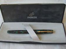 PARKER INSIGNIA Fountain Pen - New in Box