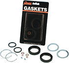 NEW JAMES GASKET OIL SEAL KIT FRONT FORK Harley Davidson  DYNA  FREE SHIP