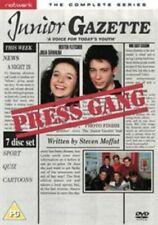 Press Gang The Complete Series Repackage DVD Region 2