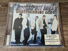Backstreet Boys - Backstreet's Back (1997, CD)