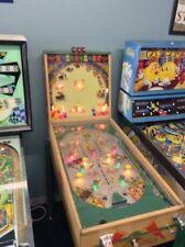 RARE! 1938 El Toro Flipperless Pinball Machine-FREE SHIPPING