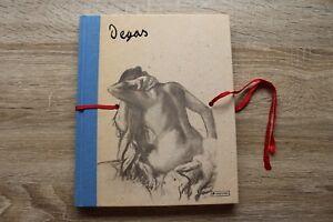 Buch Degas Erotische Skizzen 2008 Erotic Sketches Kunst Risque Norbert Wolf Art