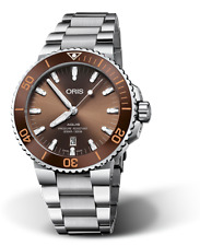 ORIS Aquis Date Automatic Men's Watch 01 733 7730 4152-07 8 24 05PEB