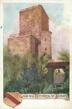 Ansichtskarte Turmberg bei Durlach Karlsruhe (Nr.9217)
