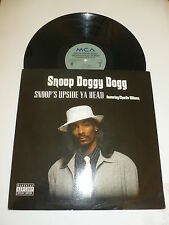 "Snoop Doggy Dog-Snoop 's Fourches ya head - 1996 UK 3-TRACK 12"" SINGLE"