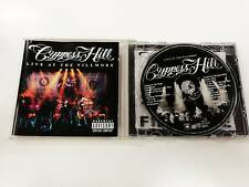 CYPRESS HILL LIVE AT THE FILLMORE CD 2000