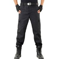 Male's Combat Cargo Pants Army Military Work Trousers New Outdoor Leisure Slacks