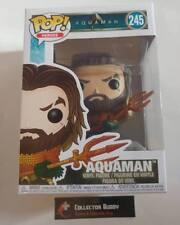 Funko Pop! Heroes 245 Aquaman Pop Figure Vinyl FU31177