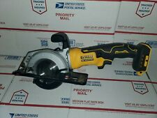 Dewalt ATOMIC 20-Volt MAX Cordless 4-1/2 in. Circular Saw (Tool-Only)