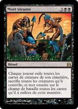 Mort vivante Commander - Living death -  Magic mtg -
