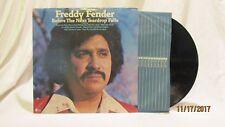 1975 Freddy Fender Before The Next Teardrop Falls Vinyl LP 33 ABC Dot DOSD 2020