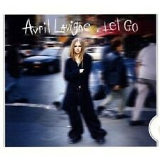 "AVRIL LAVIGNE ""LET GO"" CD NEUWARE"
