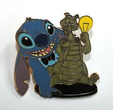 Disney Pin Trading Stitch Figment Award Statue Imagination Gala Epcot Lilo LE