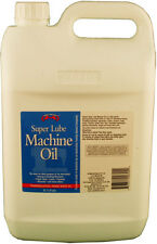Helmar Machine Oil 5L Sewing White Industrial