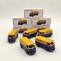 1/43 Lot Of 5pcs Atlas Miniatures Dinky Toys 25B Peugeot Fourgon Tole D.3.A