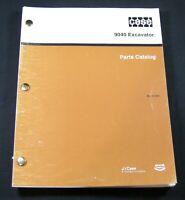 CASE 9040 Excavator Crawler Tractor Parts Manual Book Catalog 8-9090