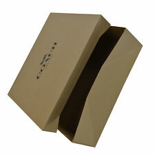 """Set of 5 -  Coach Gift box Large 19.5"""" x 15.5"""" x 5.5"""" New Brown boxes- XL"""