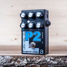 AMT Electronics P2 (Peavey) – guitar preamp (distortion/overdrive) effect pedal