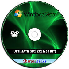 Windows Vista Ultimate 32/64-Bit Install / Reinstall / Restore / Recovery Repair