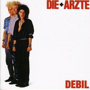 Die Ärzte - Debil [New CD]