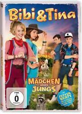Bibi & ( und ) Tina 3 - Mädchen gegen Jungs -- DVD  NEU & OVP