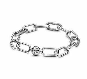 Authentic Pandora Silver 925 ALE Me Link Bracelet 598373-16cm