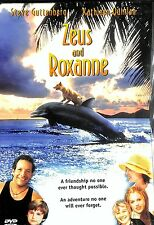 Zeus and Roxanne (DVD 1997) RARE STEVE GUTTENBERG ORIGINAL VERSION MINT DISC