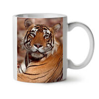 Cat Animal Tiger Photo NEW White Tea Coffee Mug 11 oz | Wellcoda