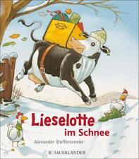 Lieselotte im Schnee Mini - Alexander Steffensmeier - 9783737360043