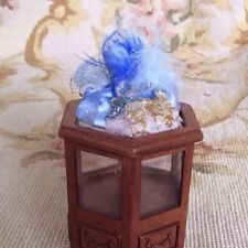 Pat Tyler Dollhouse Miniature Shop Counter Shelf Cabinet Display Filler p739