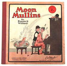 Moon Mullins #2 Vg, Platinum Age Comic Book, Cupples & Leon 1928