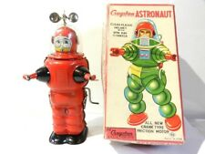 ROBOT CRAGSTAN ASTRONAUT KO 1950 MADE IN JAPAN WITH BOX WORKING