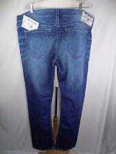 NWT True Religion Slim Blue Denim Jeans Men's 42 x 36