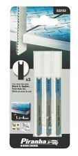 BLACK+DECKER X22153-XJ Piranha Lame seghetto alternativo per metallo, conf. 3 pz