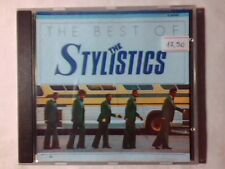 STYLISTICS The best of cd WEST GERMANY RARISSIMO VERY RARE!!!