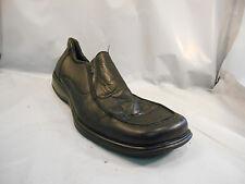 Aldo Black Leather Slip On Loafers Men's Size 8 US / 41 EU