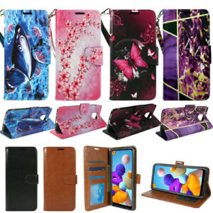 For Moto G Power (2021), PU Leather Wallet Phone Case Cover Flip Stand Strap New