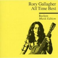 RORY GALLAGHER - ALL TIME BEST - RECLAM MUSIK EDITION 9  CD 15 TRACKS ROCK  NEU
