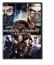 Mortal Kombat Legacy II 2 Region 4 New DVD