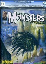 Famous Monsters of Filmland #255 CGC 9.8 NM/MINT H. P. Lovecraft Cover