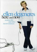 Ellen Degeneres: Here and Now - Modern Life and Other I (2009, REGION 1 DVD New)